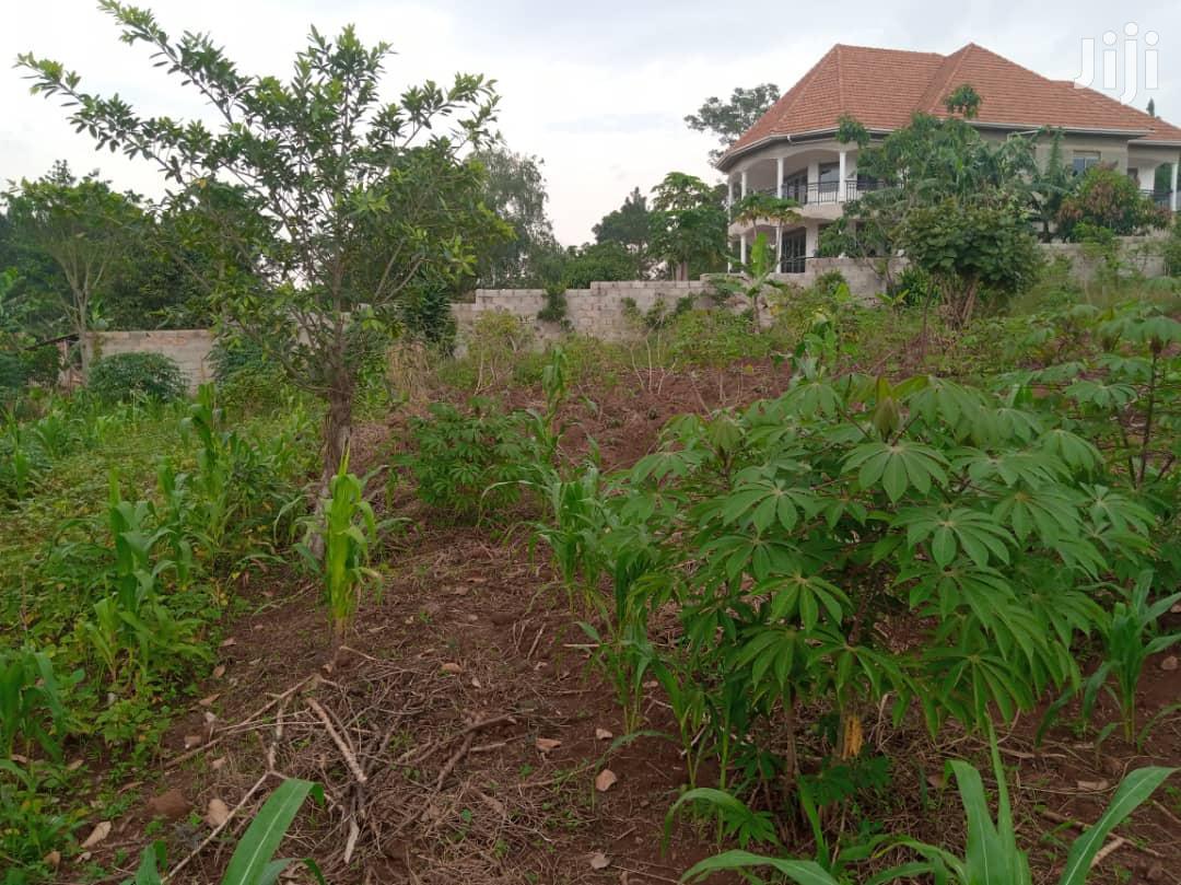 100X50ft Plot For Sale At Namugongo Bukerere