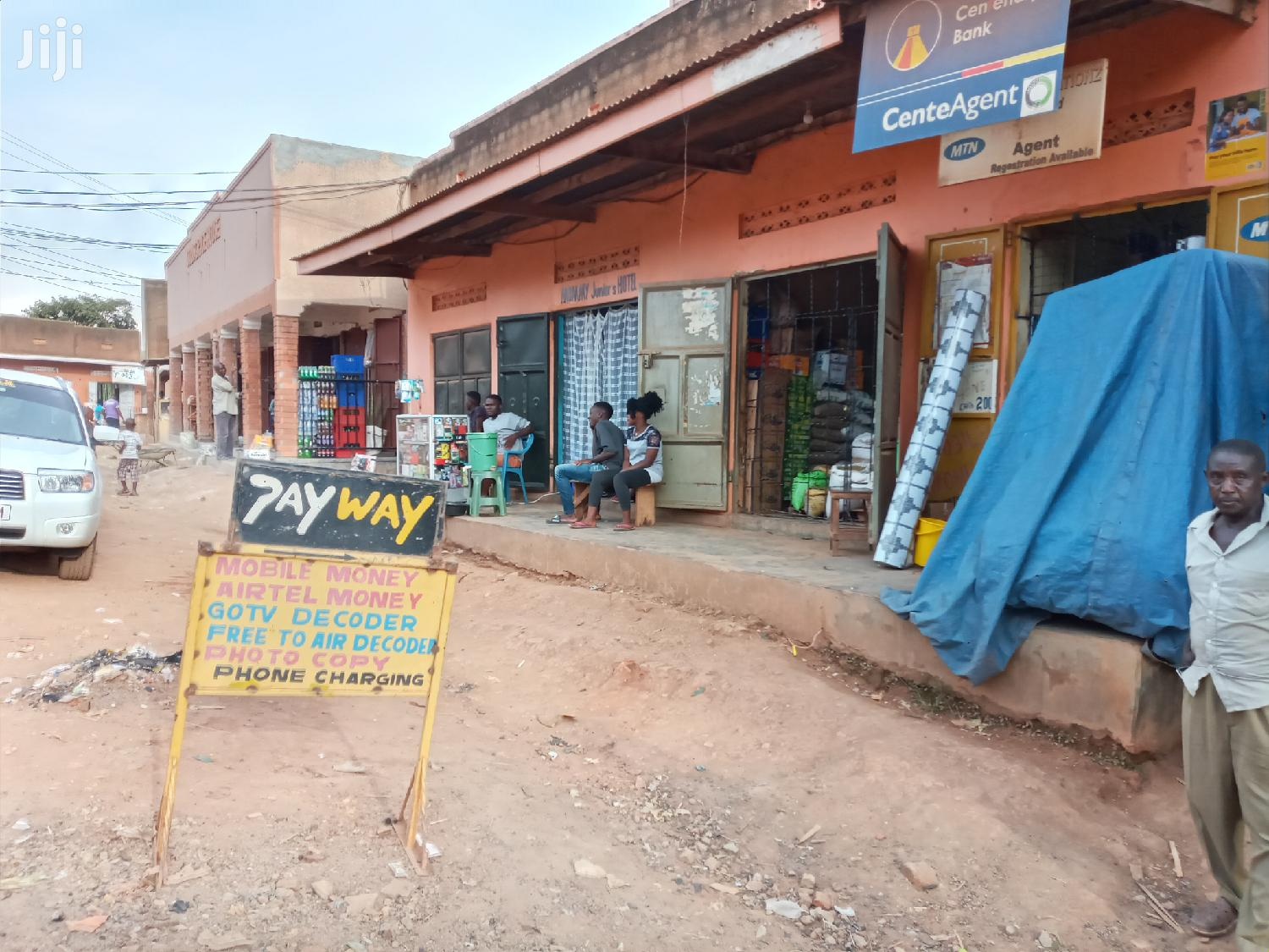 Four Commercial Shops In Namasuba For Sale