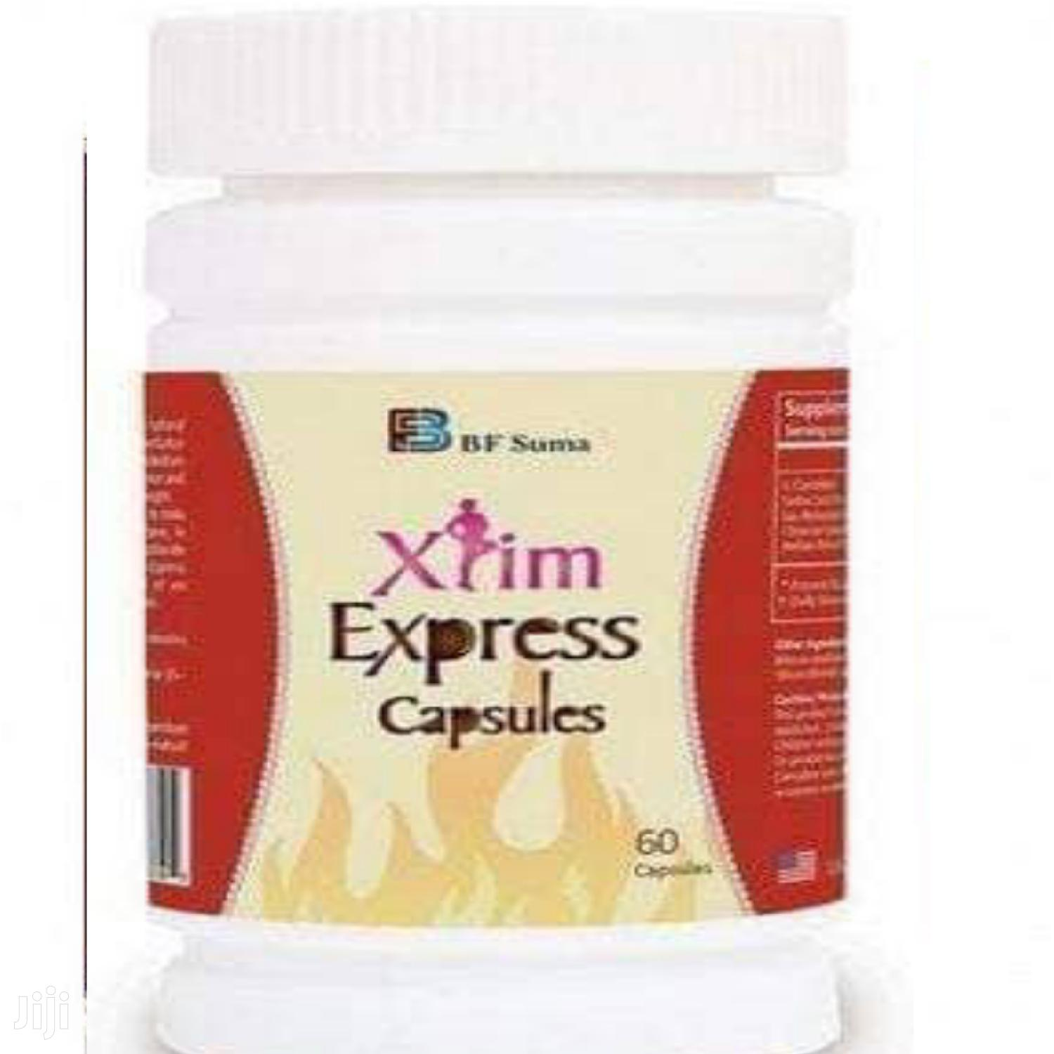 Archive: Xlim Express Weight Capsules