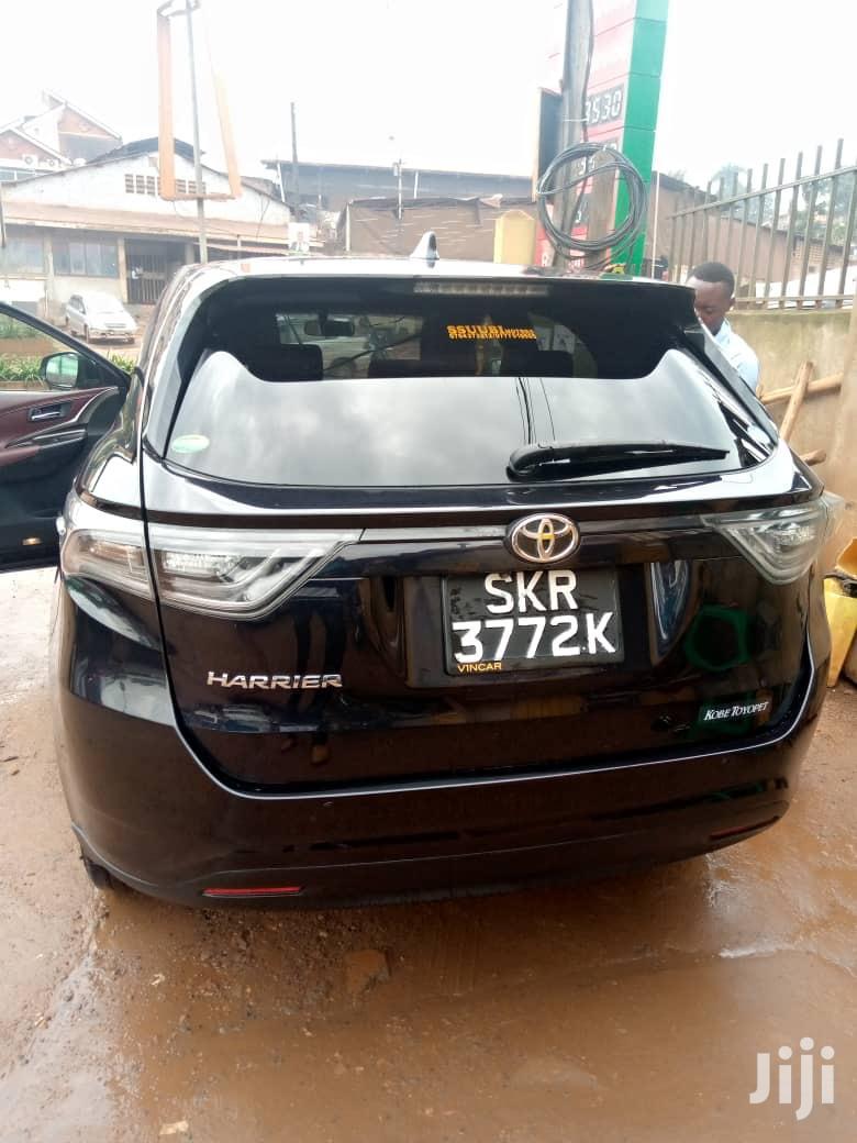 New Toyota Harrier 2015 Black | Cars for sale in Kampala, Central Region, Uganda