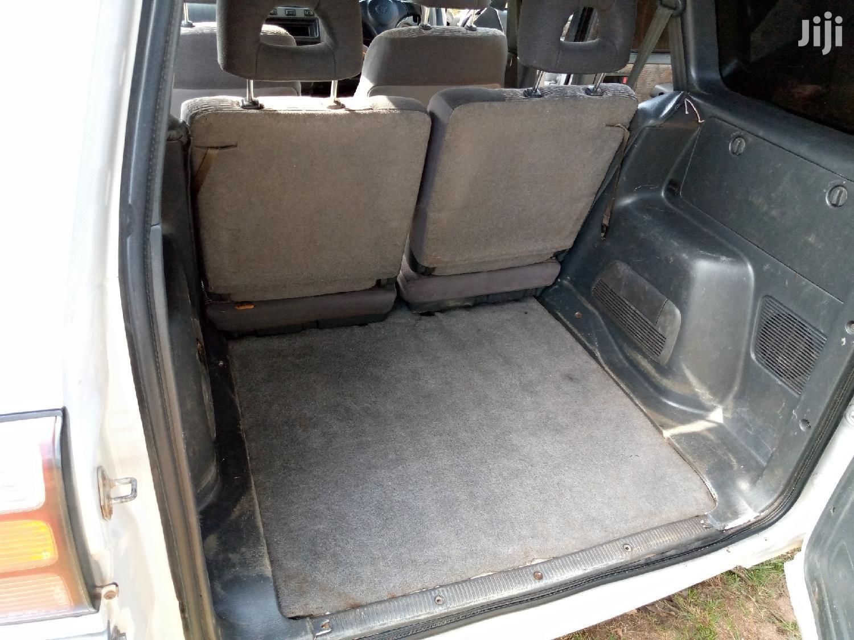 Toyota RAV4 1998 Cabriolet White   Cars for sale in Kampala, Central Region, Uganda