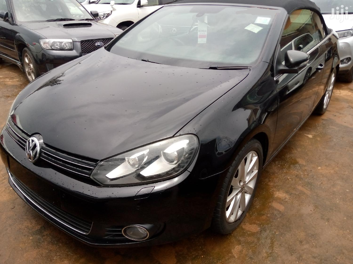 Volkswagen Golf 2013 Black