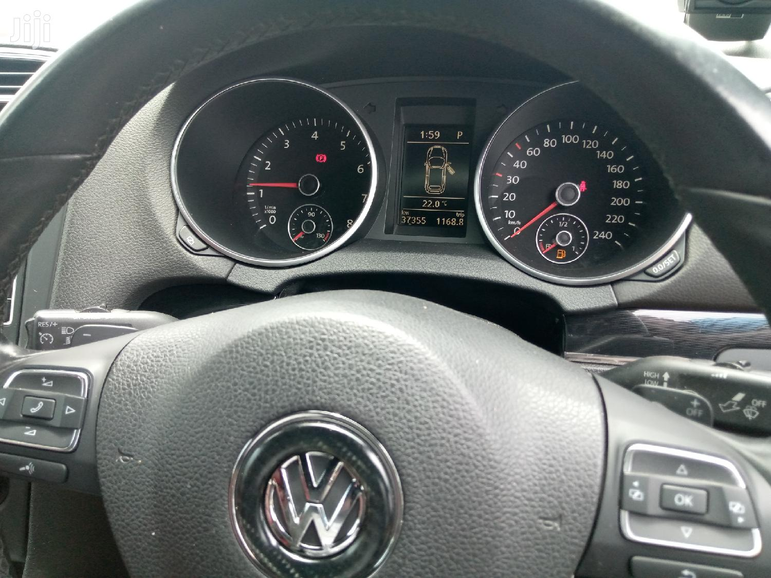 Volkswagen Golf 2013 Black | Cars for sale in Kampala, Central Region, Uganda