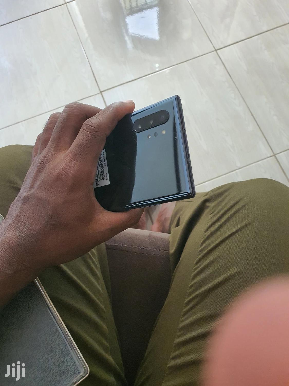 New Samsung Galaxy Note 10 Plus 256 GB Black