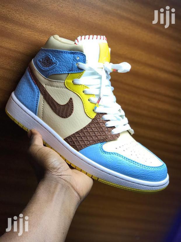 Nike Jordan One Shoes   Shoes for sale in Kampala, Central Region, Uganda