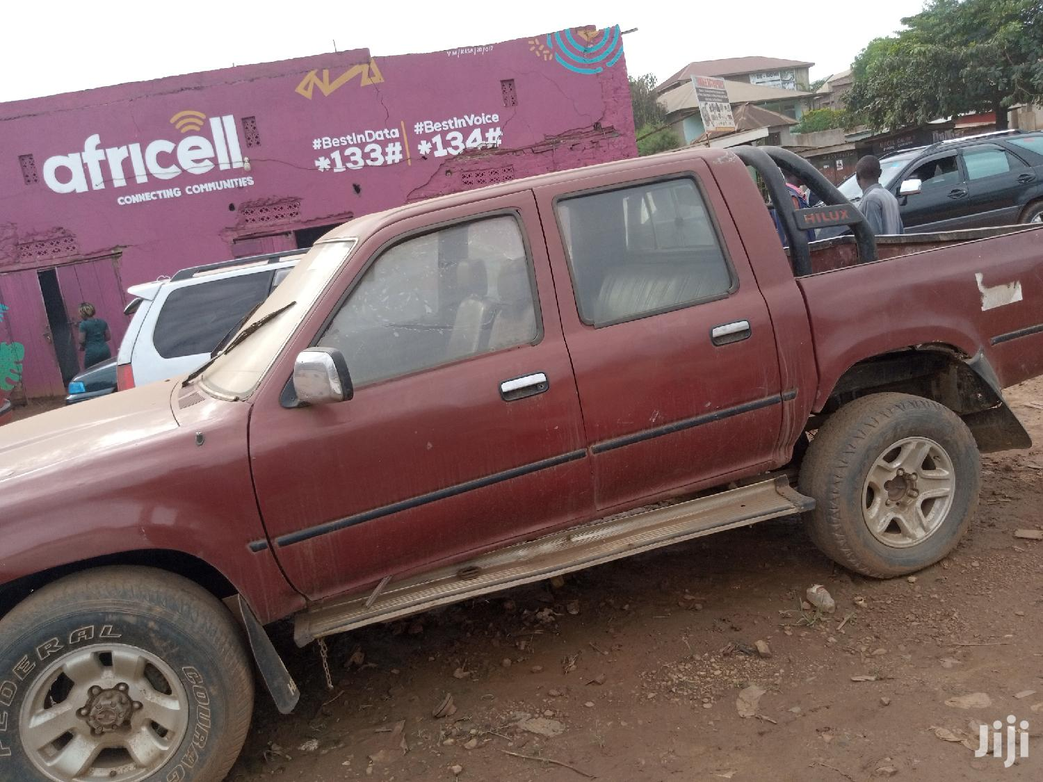 Toyota on Sell