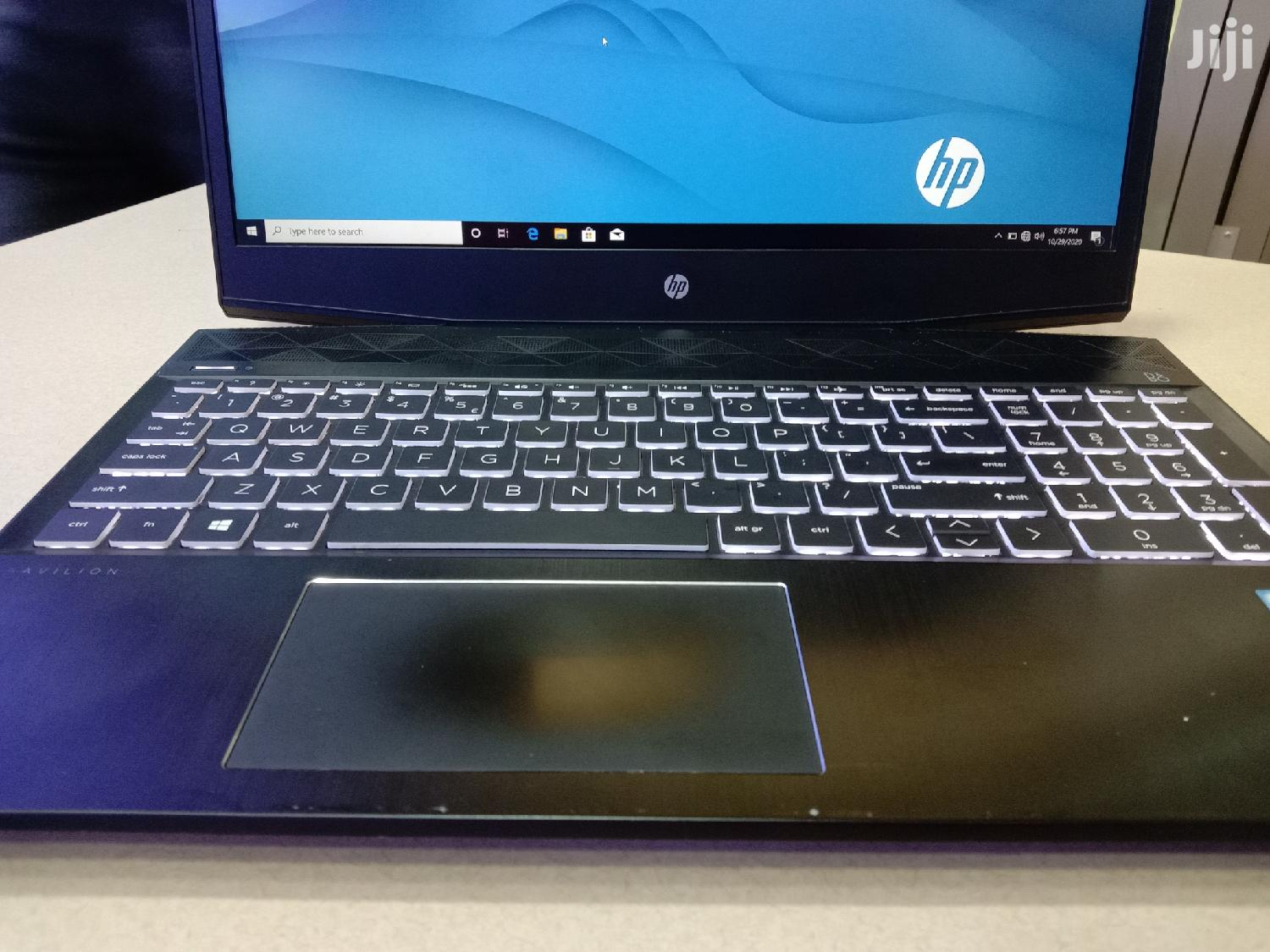 Laptop HP Pavilion Gaming 15 2019 2GB Intel Core i7 SSD 128GB | Laptops & Computers for sale in Kampala, Central Region, Uganda