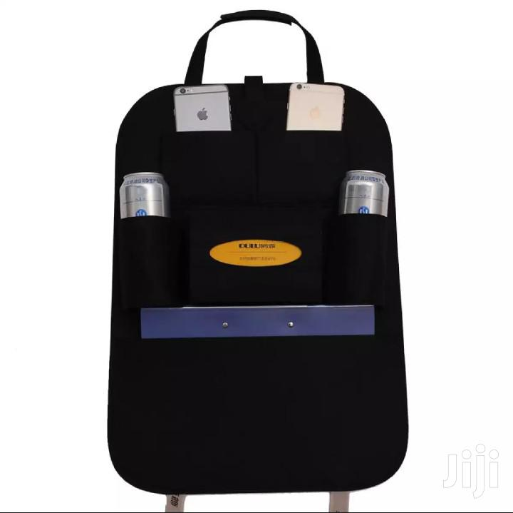 Multifunctional Car Back Seat Organiser   Vehicle Parts & Accessories for sale in Kampala, Central Region, Uganda