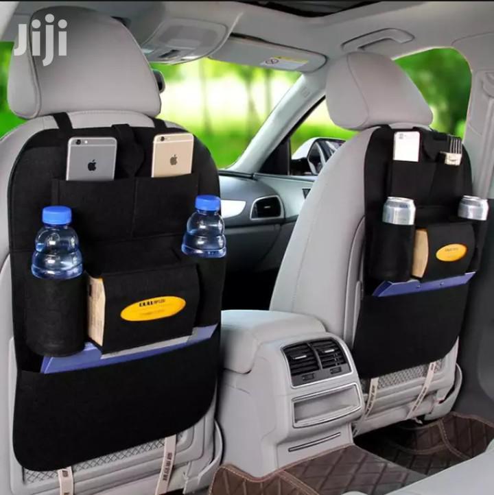 Multifunctional Car Back Seat Organiser