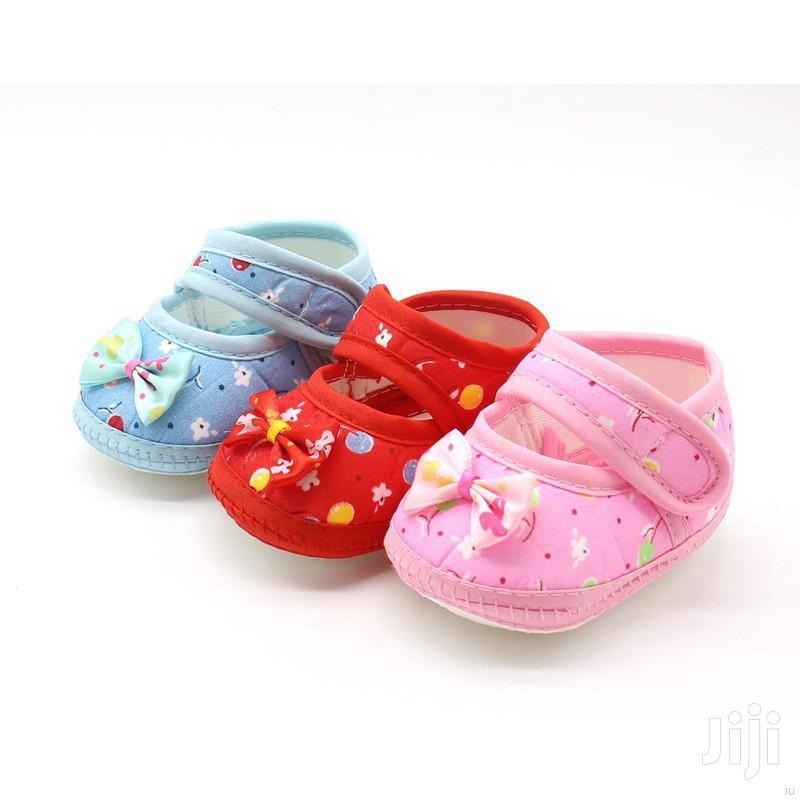 Adorable First Walker Mocausins | Children's Shoes for sale in Kampala, Central Region, Uganda