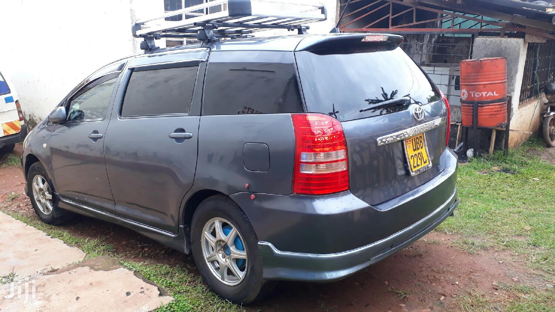 Toyota Wish 2004 Gray | Cars for sale in Kampala, Central Region, Uganda