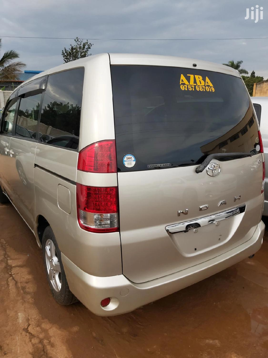 Toyota Noah 2007 Gold | Cars for sale in Kampala, Central Region, Uganda
