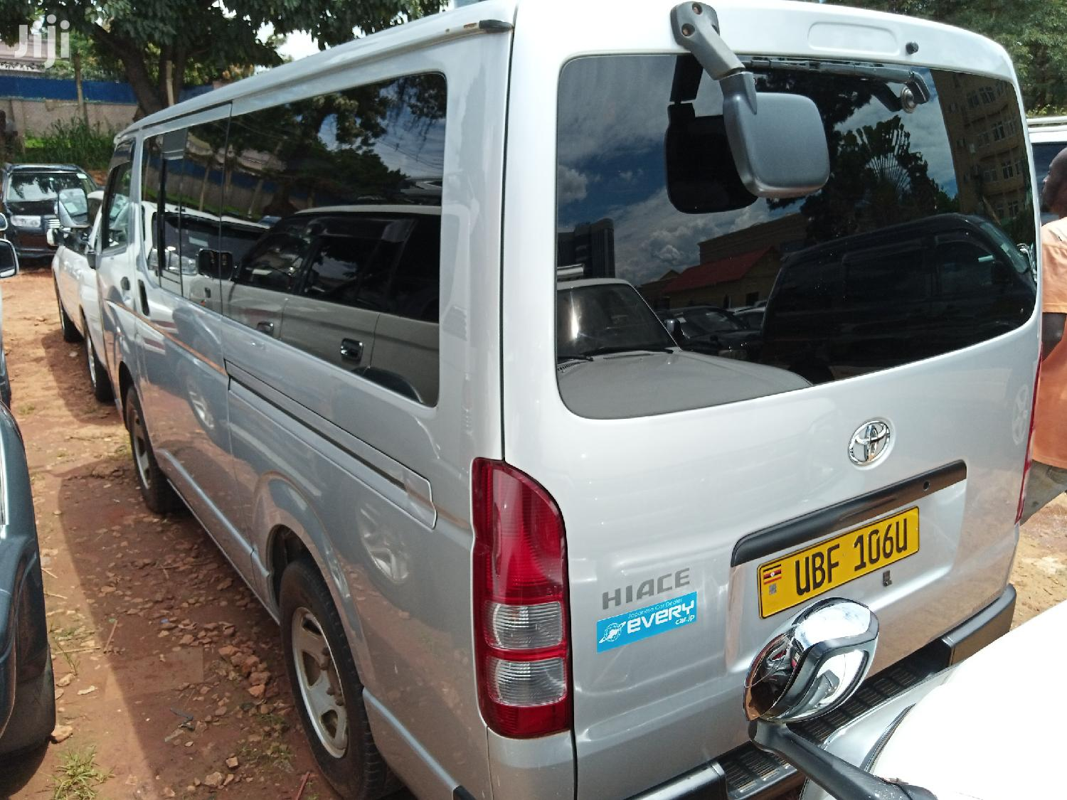 Toyota Ubf Drone 2007 Silver   Buses & Microbuses for sale in Kampala, Central Region, Uganda