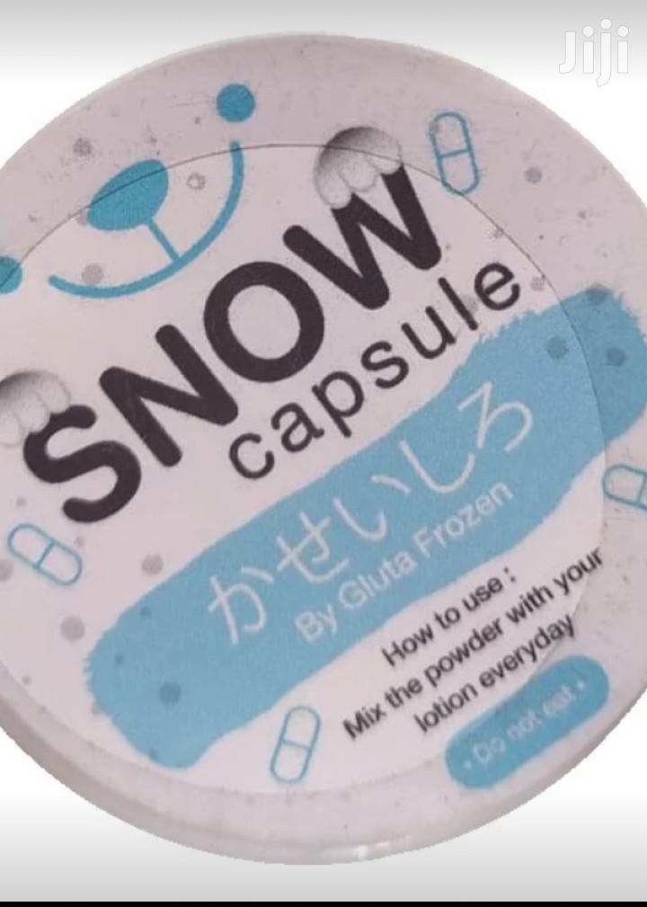 Snow Capsules | Skin Care for sale in Kampala, Central Region, Uganda