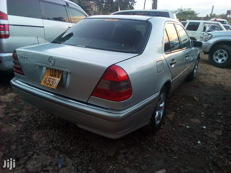 Mercedes-Benz C200 2000 Silver | Cars for sale in Kampala, Central Region, Uganda