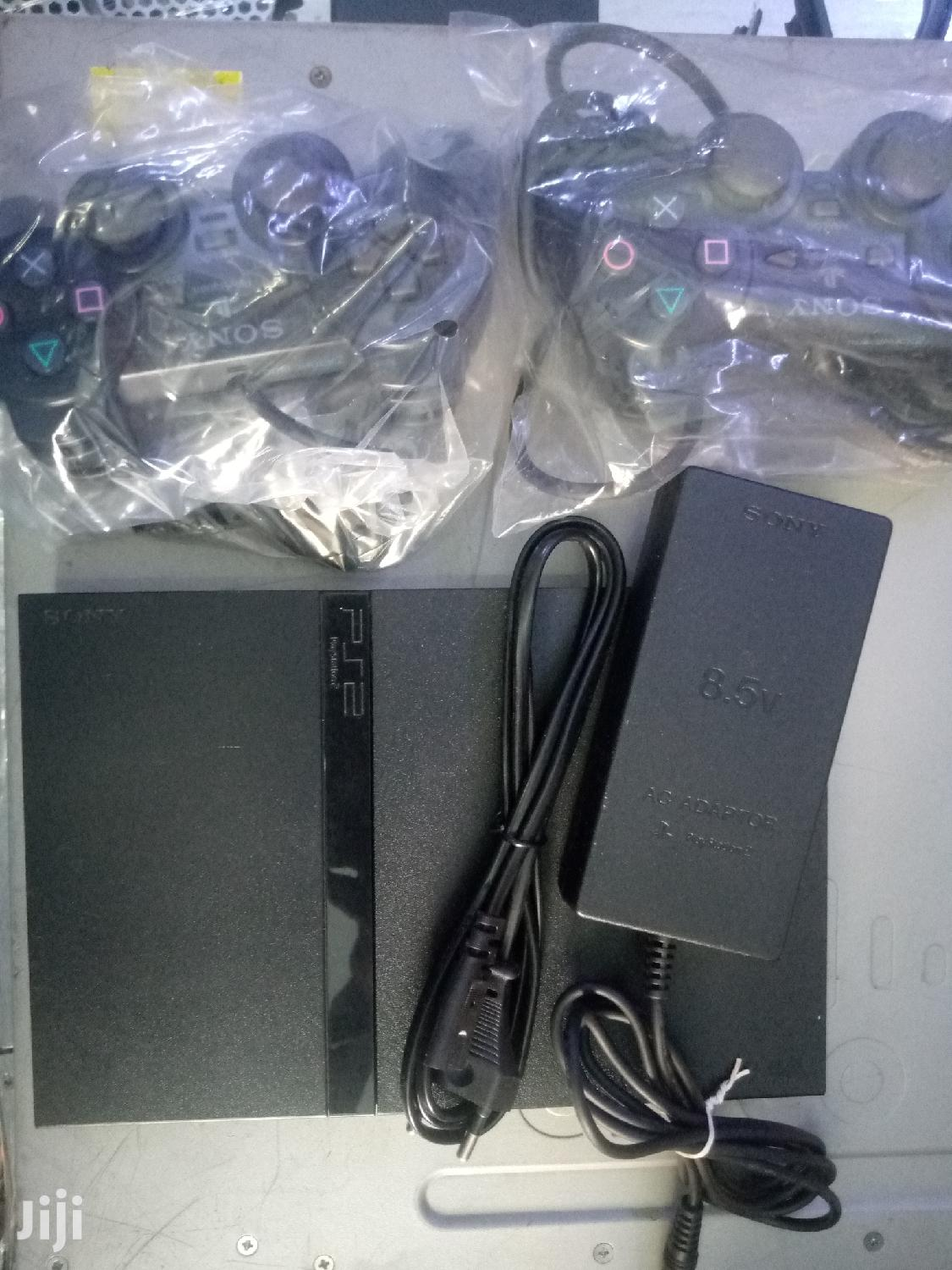 Archive: Playstation 2 Video Game Consoles