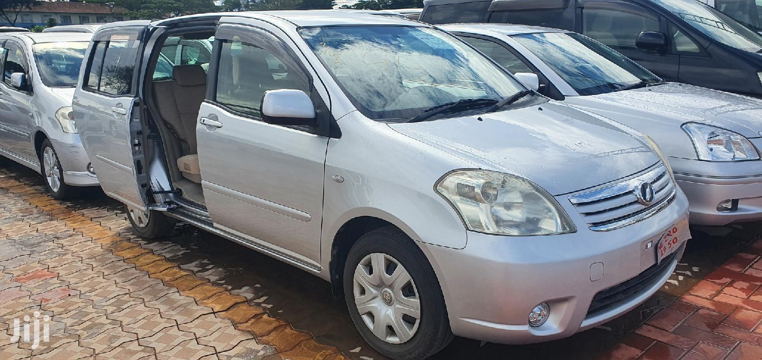 New Toyota Raum 2007 Silver