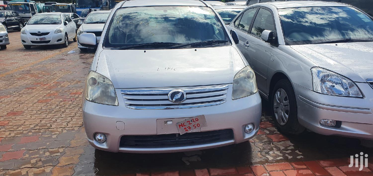 New Toyota Raum 2007 Silver | Cars for sale in Kampala, Central Region, Uganda