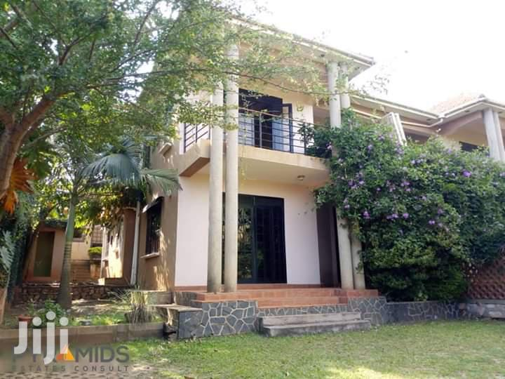 Ntinda  4 Bedroom Standalone House for Rent. Rent Price: 1500$