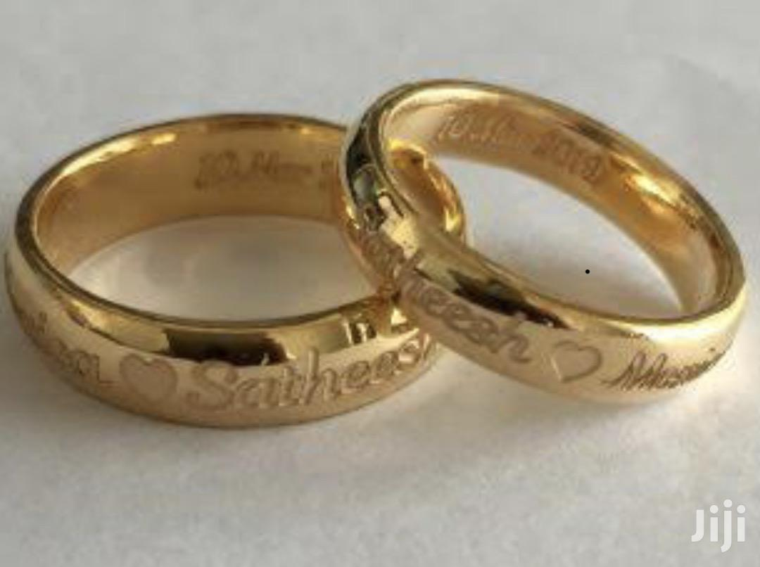 Archive: Pure Gold Wedding Rings