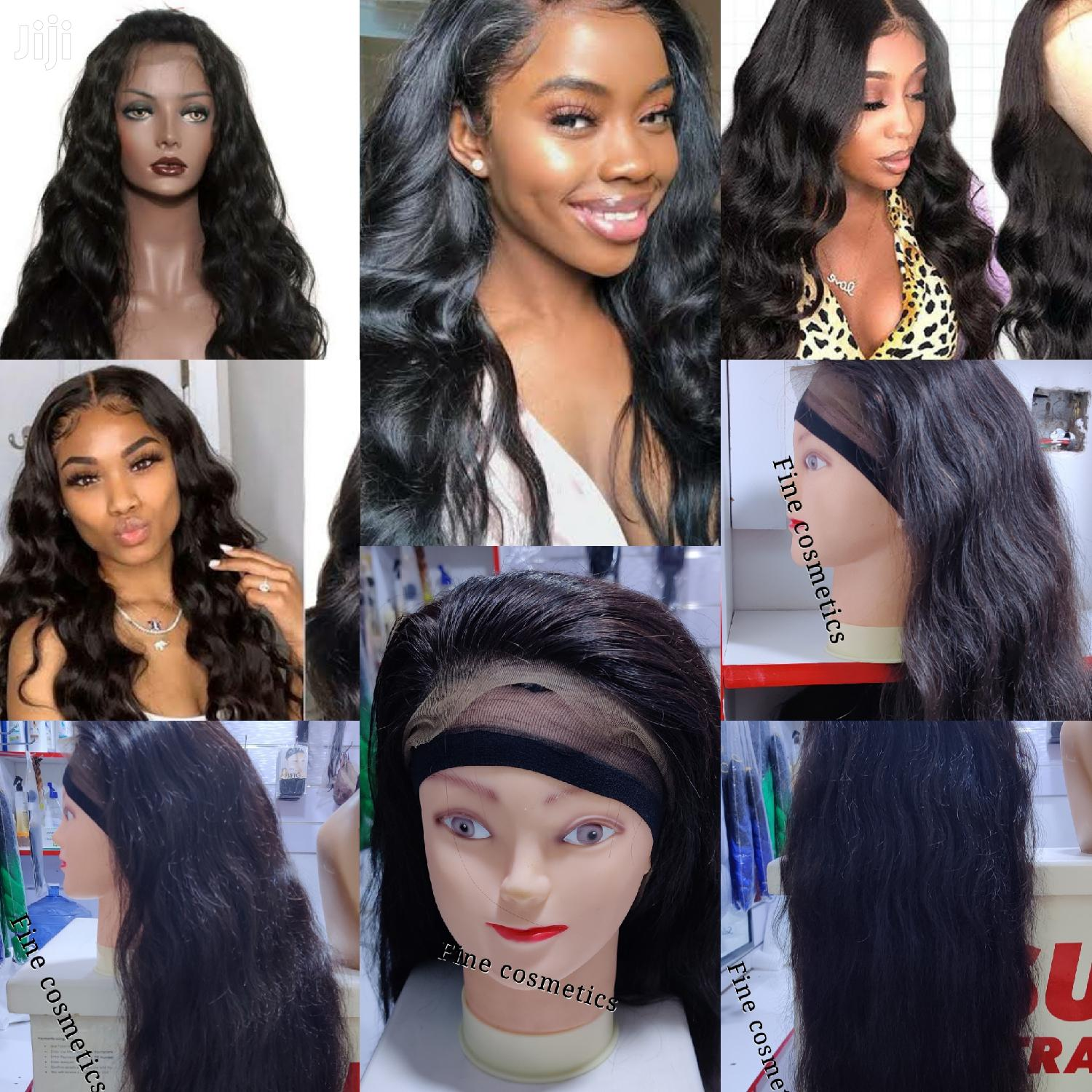 Original 360 Body Wave Lace Wig Size 30 100% Human Hair.