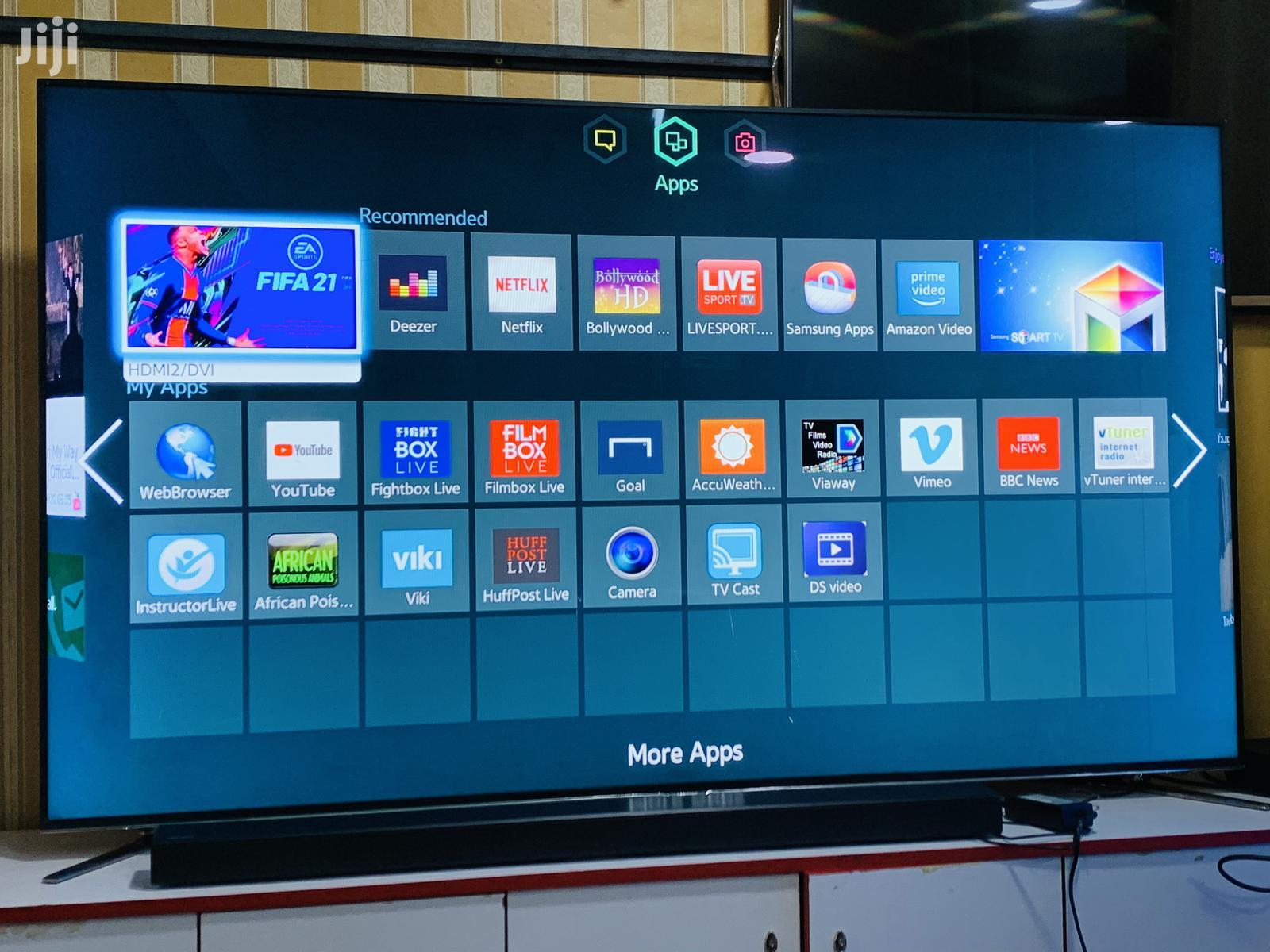Samsung 75inches UHD 4K Smart 3D