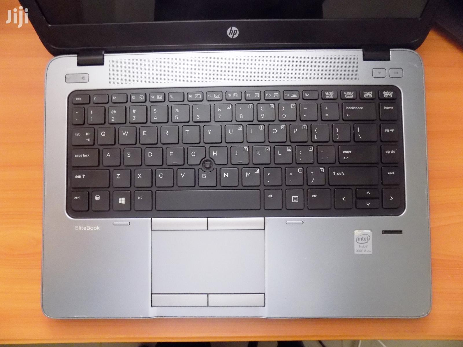 Laptop HP EliteBook 840 G1 4GB Intel Core I5 HDD 320GB | Laptops & Computers for sale in Kampala, Central Region, Uganda