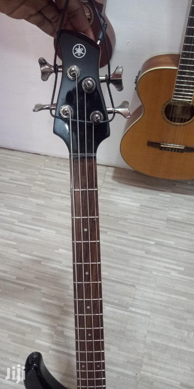 Yamaha 24felt Bass Guitar   Musical Instruments & Gear for sale in Kampala, Central Region, Uganda