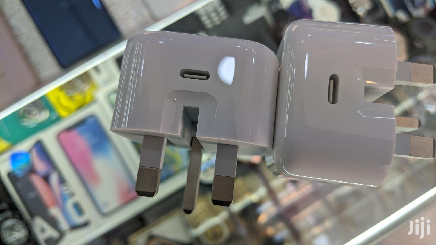 iPhone 12 11 Pro Charger C To Pin Original | Accessories for Mobile Phones & Tablets for sale in Kampala, Central Region, Uganda