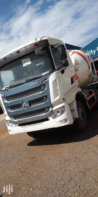 Sany Concrete Mixer | Heavy Equipment for sale in Kampala, Central Region, Uganda