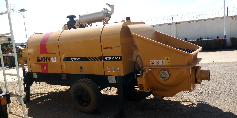Concrete Pump Of Upto 185mtrs | Heavy Equipment for sale in Kampala, Central Region, Uganda