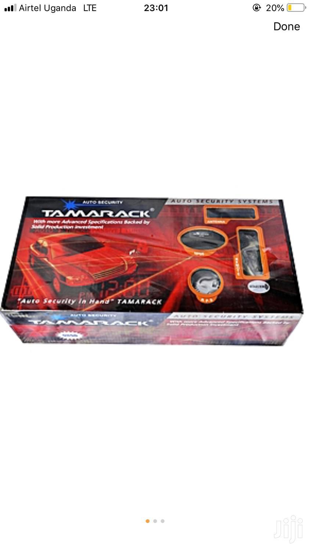 Tamarack Engine Starter Car Alarm