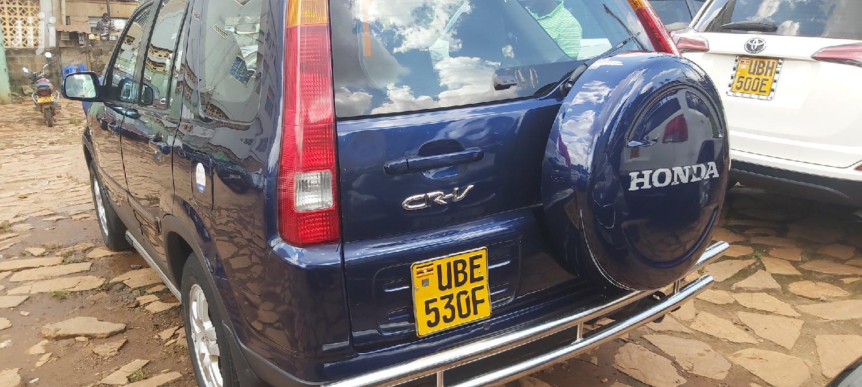 Honda CR-V 2004 2.0i ES Automatic Blue | Cars for sale in Kampala, Central Region, Uganda