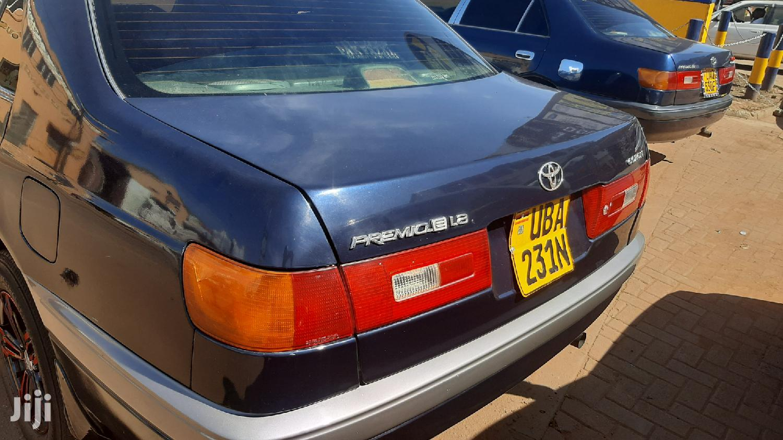 Toyota Premio 1999 Blue   Cars for sale in Kampala, Central Region, Uganda