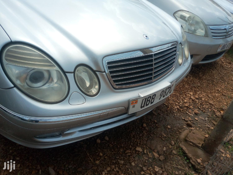 Archive: Mercedes-Benz E240 2008 Silver
