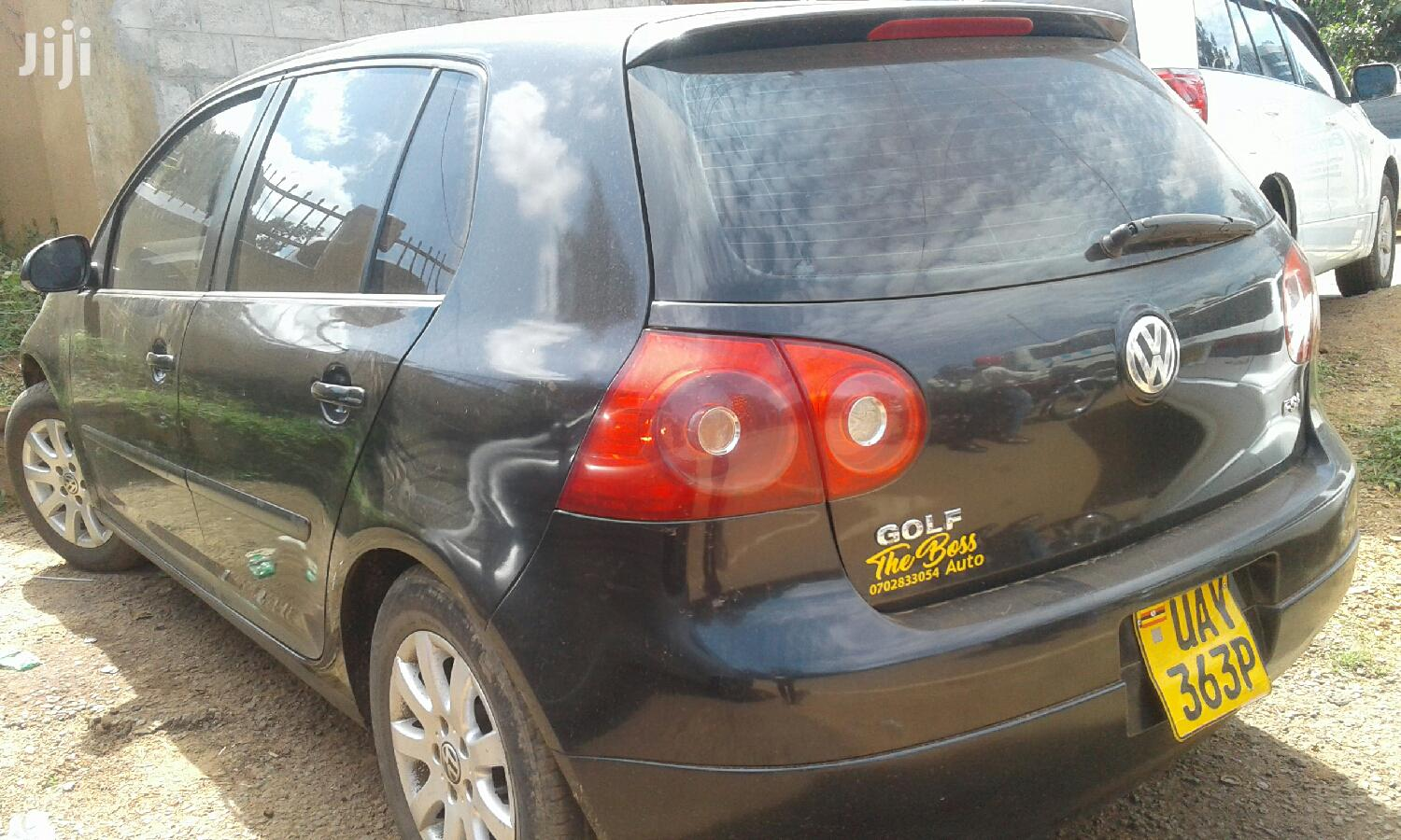 Volkswagen Golf 2004 Black | Cars for sale in Kampala, Central Region, Uganda