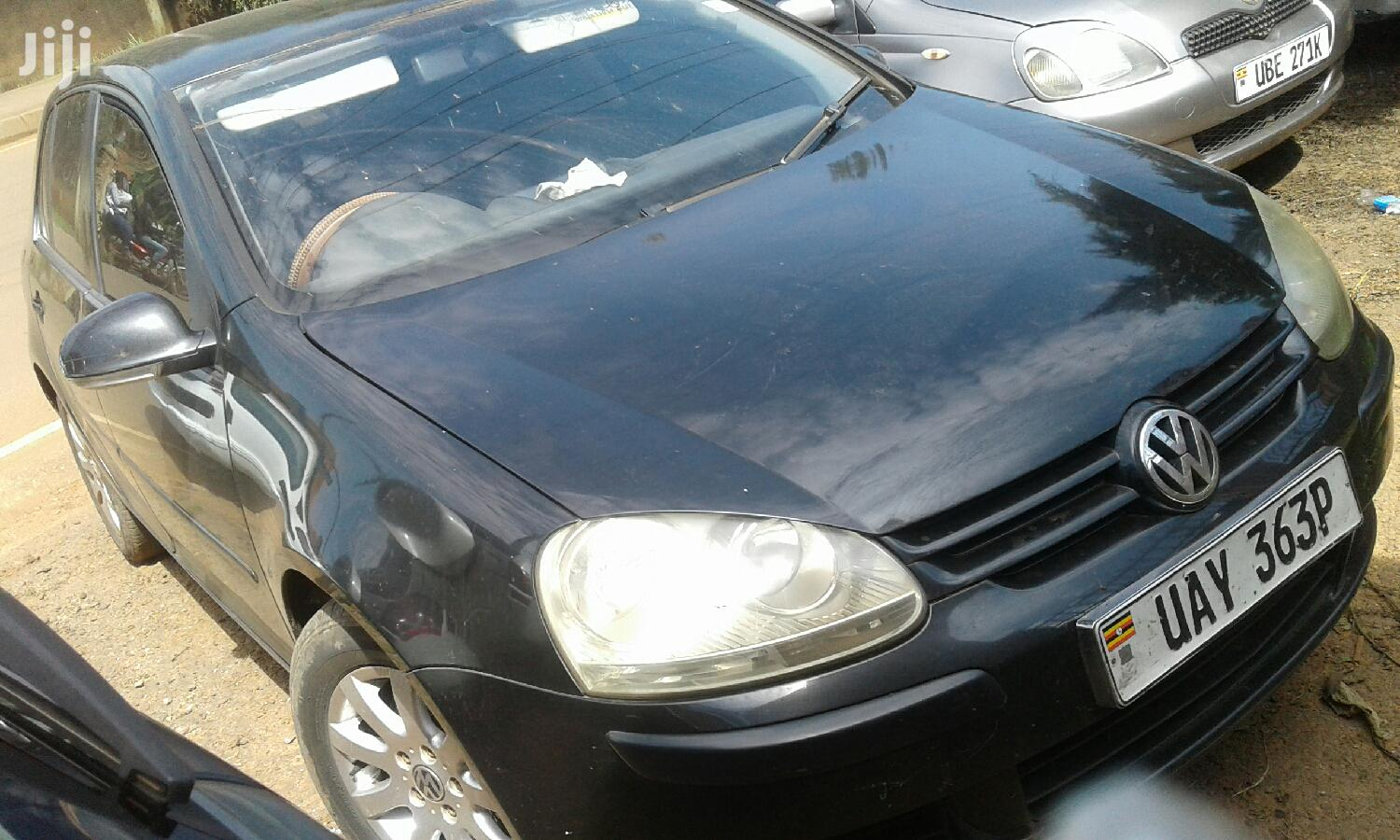 Volkswagen Golf 2004 Black