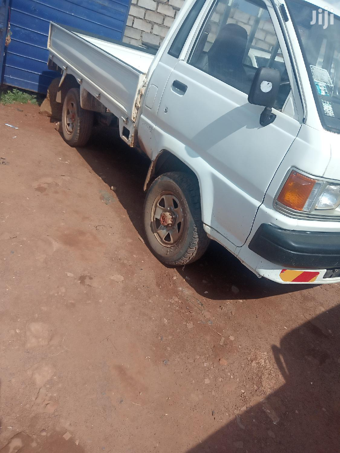 Archive: Toyota TownAce 2000 White