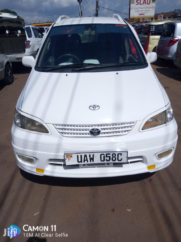 Toyota Spacio 1998 White