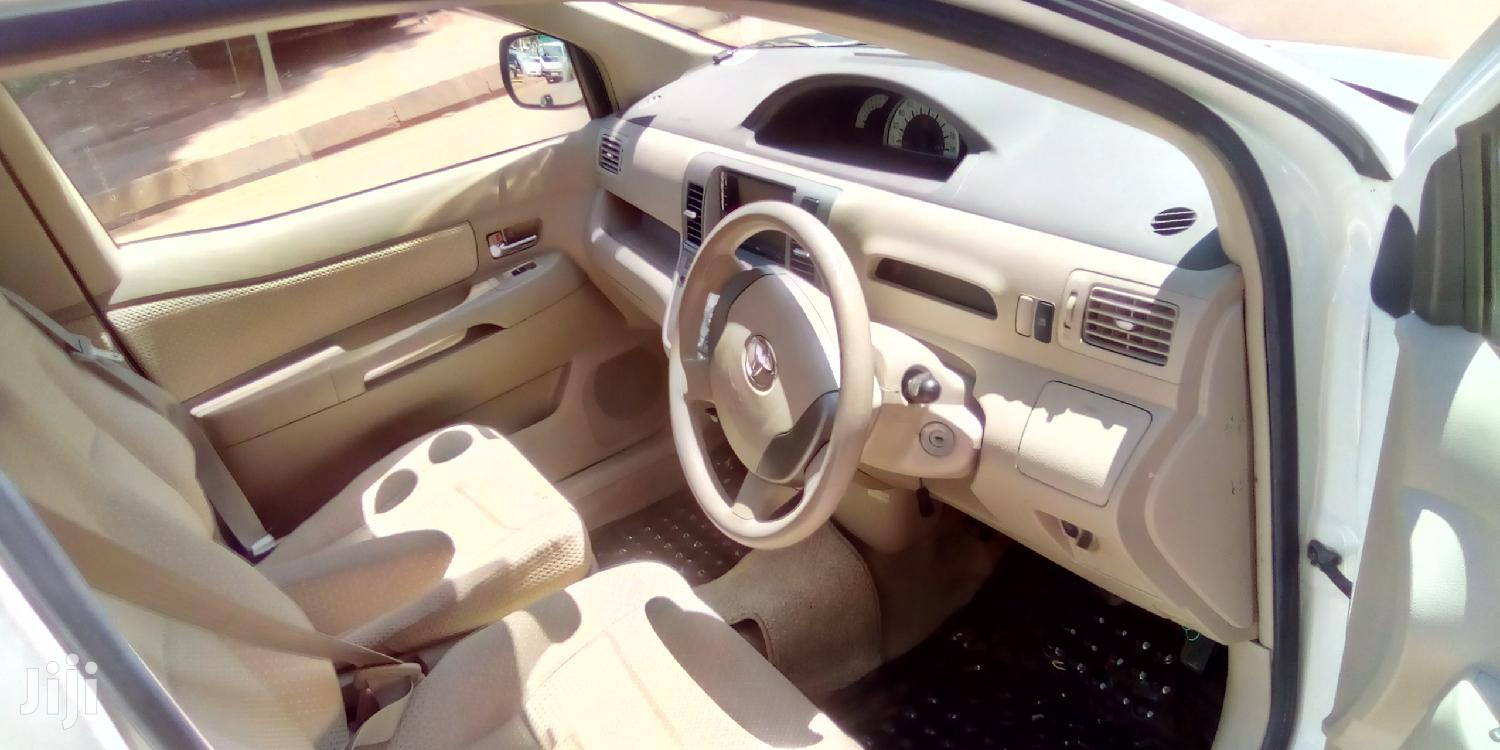 New Toyota Raum 2007 White | Cars for sale in Kampala, Central Region, Uganda