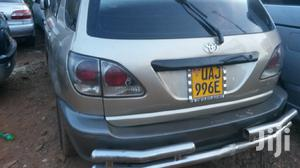 Toyota Harrier 1999 Gold   Cars for sale in Central Region, Kampala