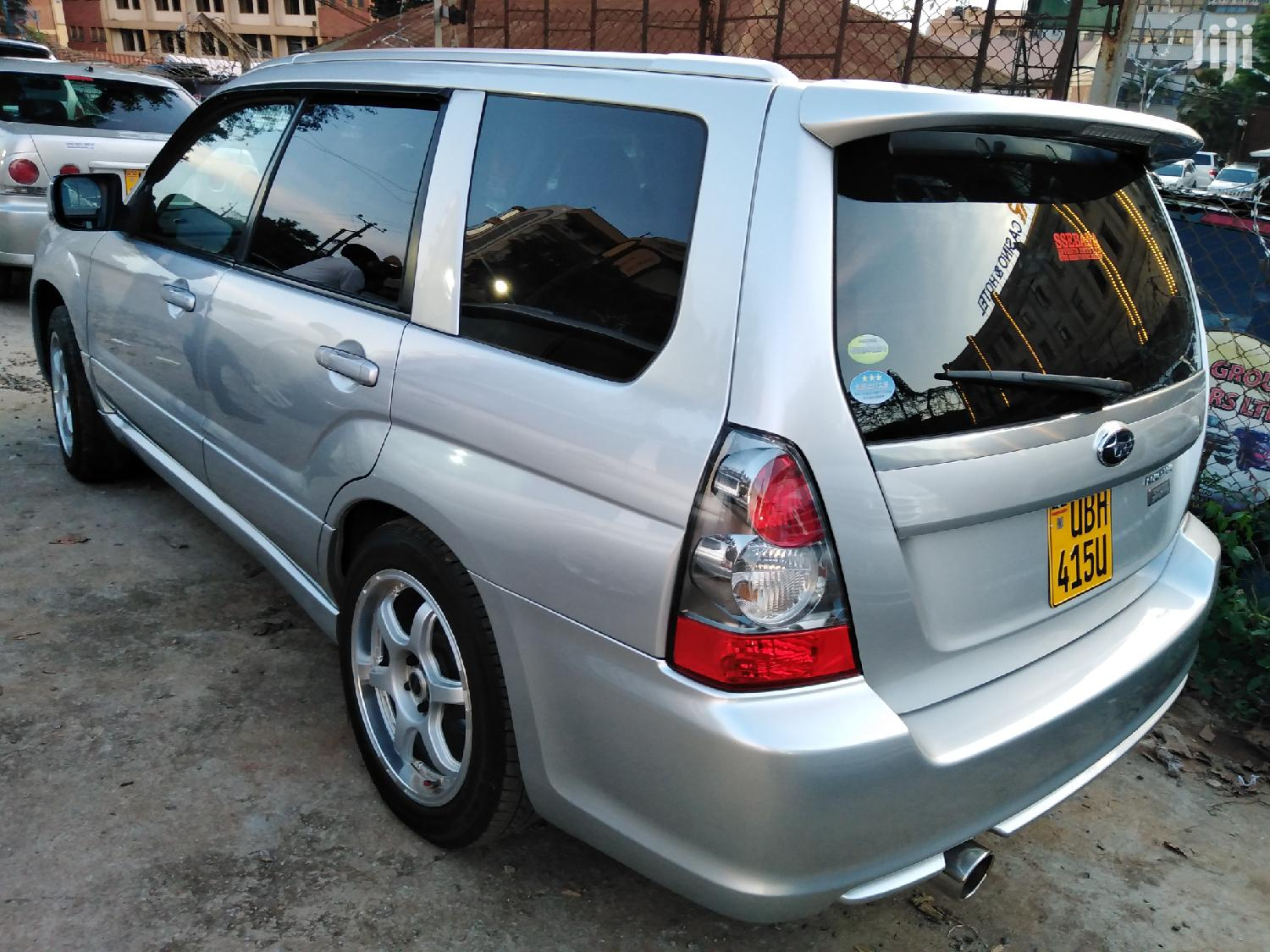 Archive: New Subaru Forester 2007 Silver