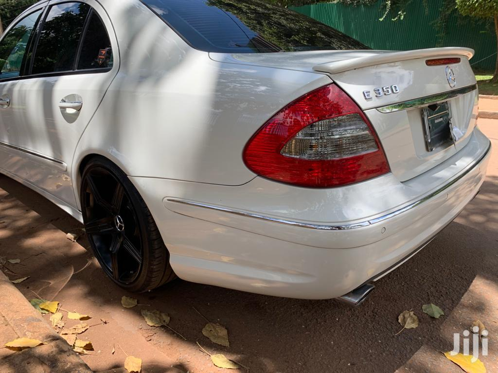 Mercedes-Benz E350 2007 White | Cars for sale in Kampala, Central Region, Uganda