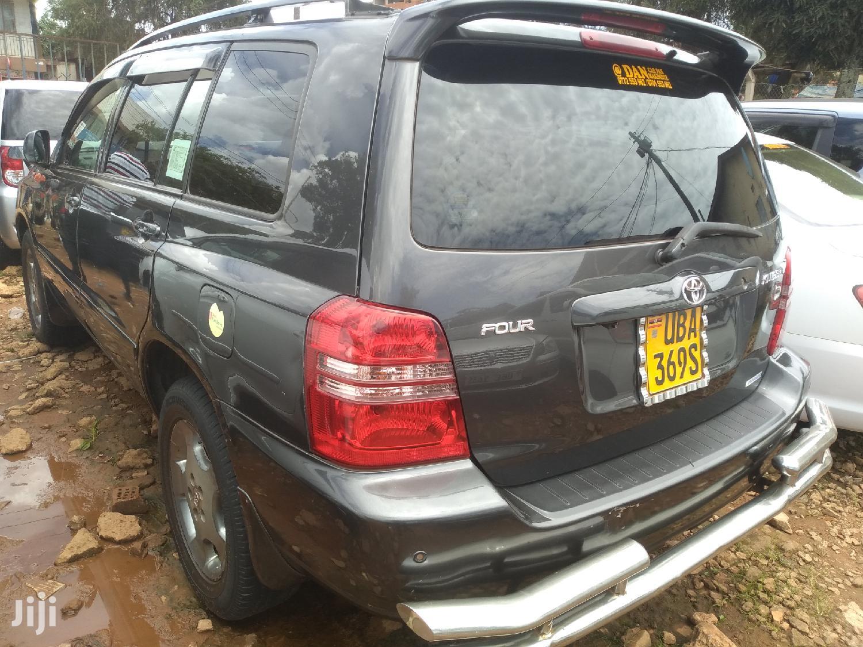 Toyota Kluger 1999 Black | Cars for sale in Kampala, Central Region, Uganda