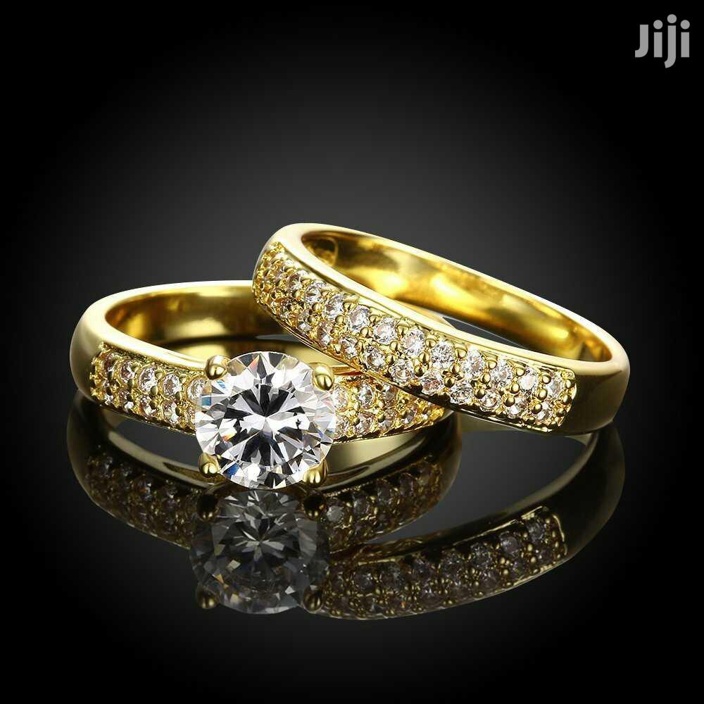 Golden Engagement Rings | Wedding Wear & Accessories for sale in Kampala, Central Region, Uganda