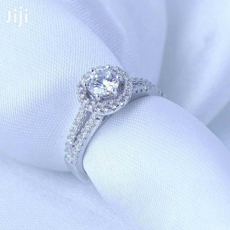Pure Silver Engagement Ring | Wedding Wear & Accessories for sale in Kampala, Central Region, Uganda