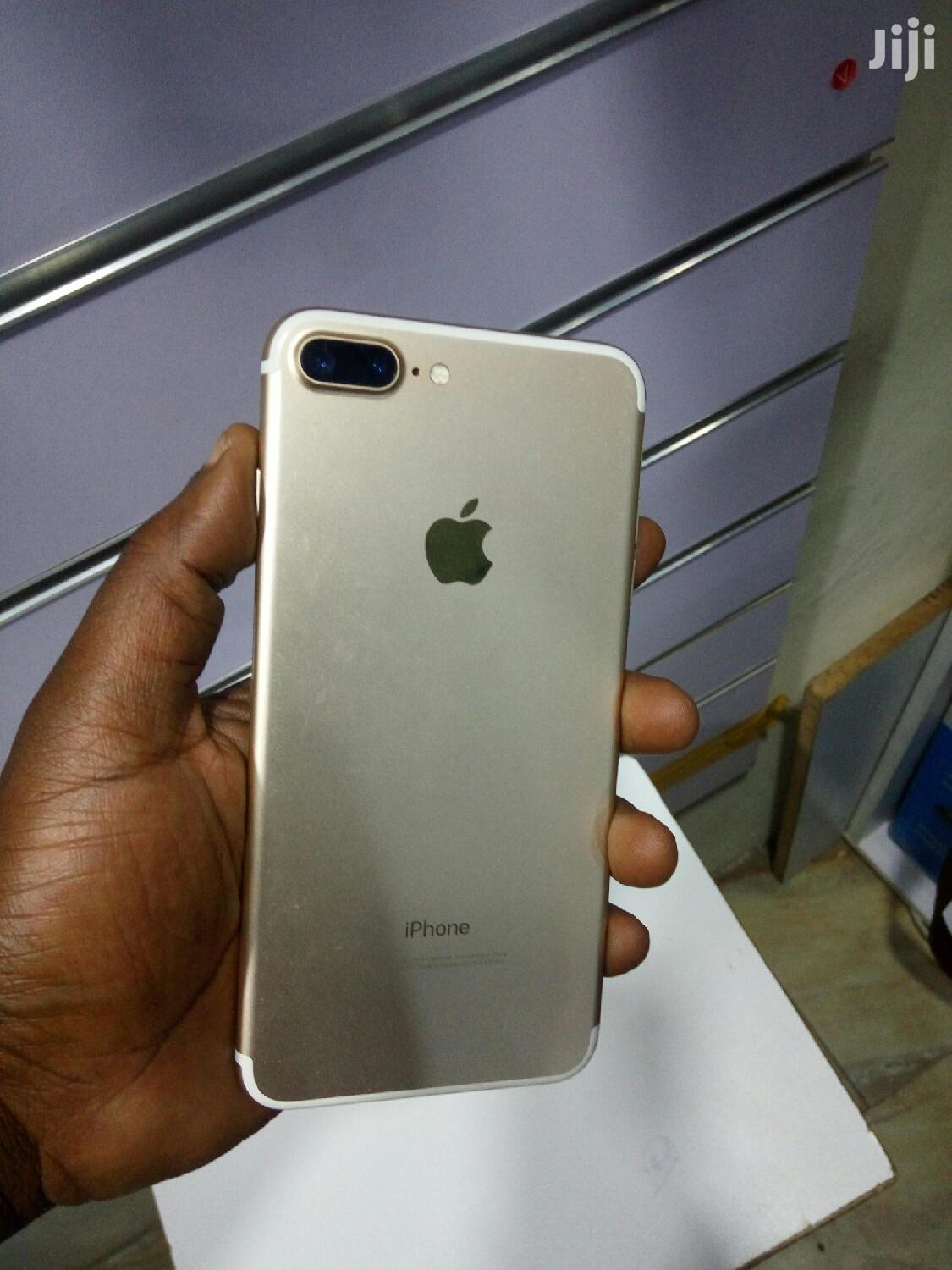 Apple iPhone 7 Plus 32 GB Gold | Mobile Phones for sale in Kampala, Central Region, Uganda