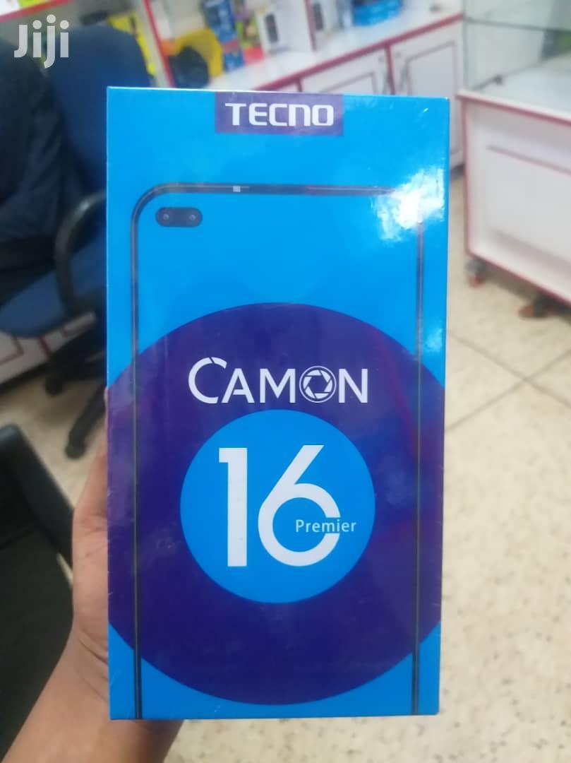 Archive: New Tecno Camon 16 Premier 128GB Black
