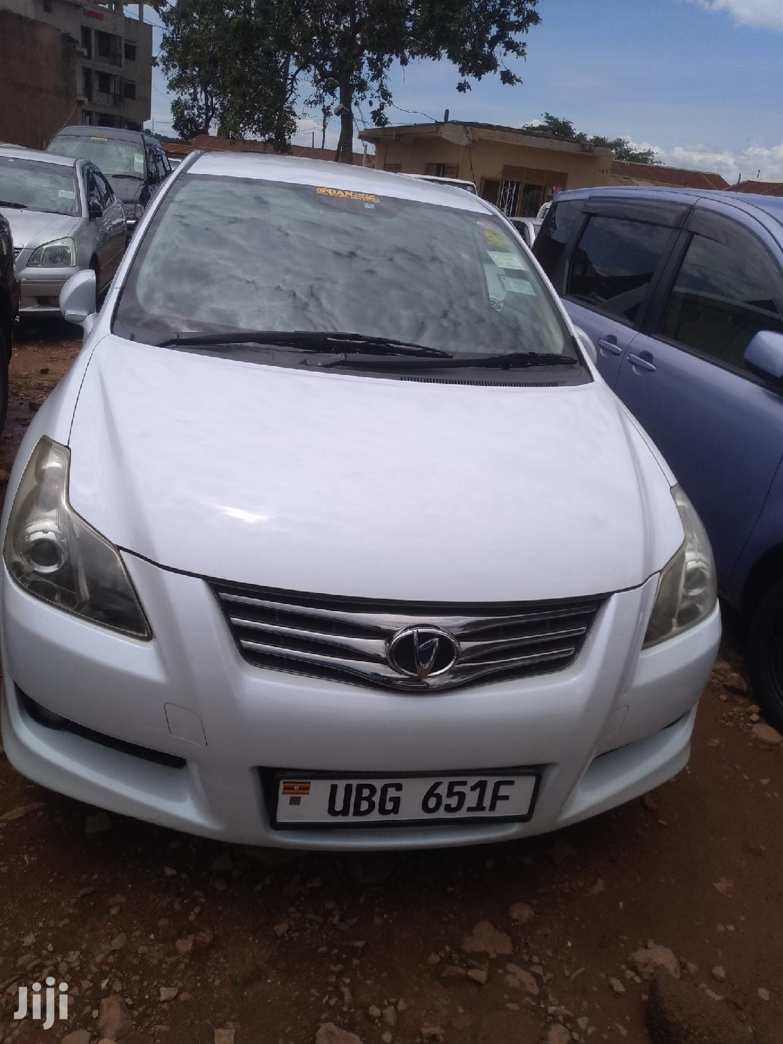 Toyota Blade 2007 White | Cars for sale in Kampala, Central Region, Uganda