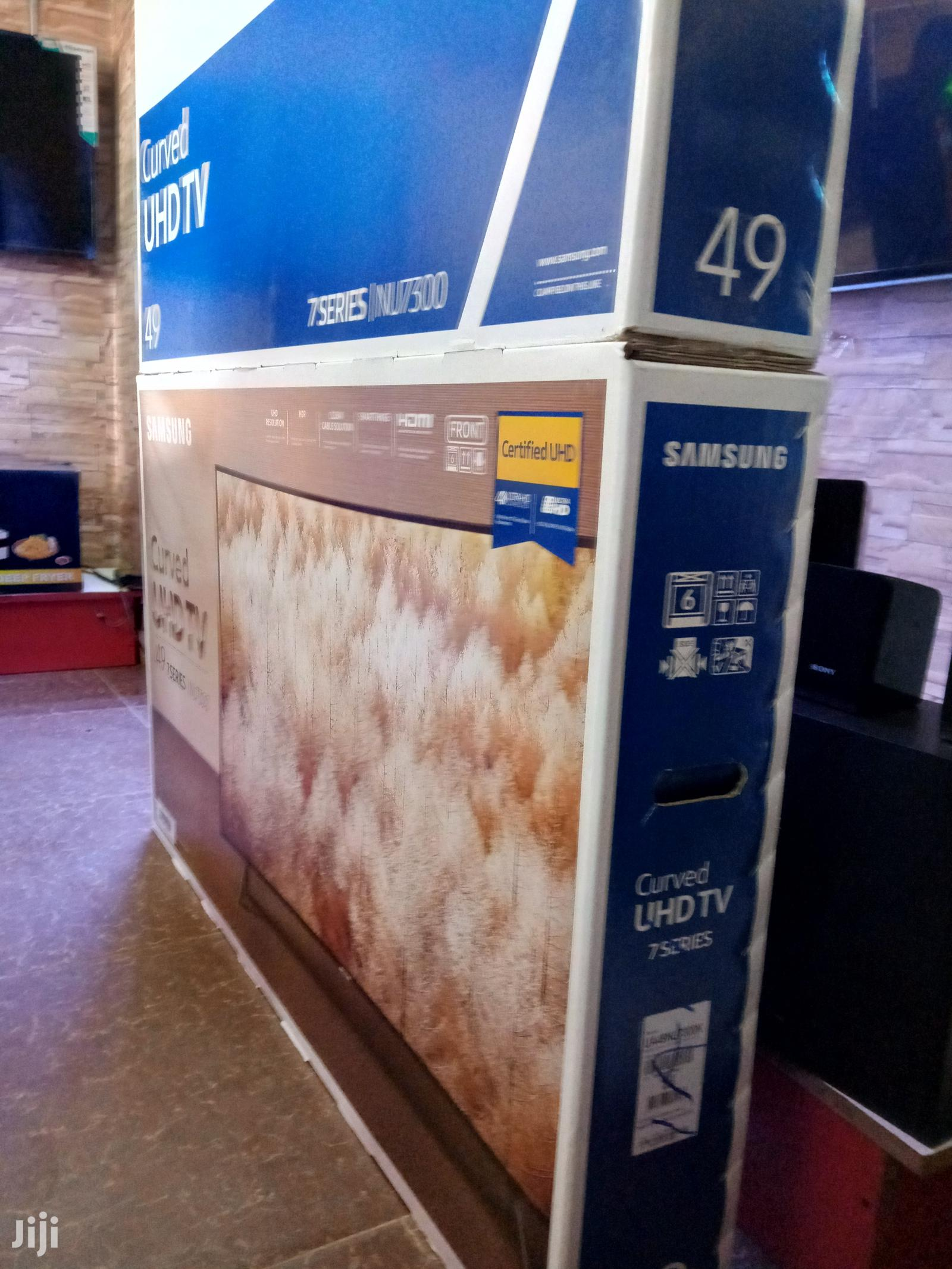 Samsung Curve UHD 4K Smart 49 Inches | TV & DVD Equipment for sale in Kampala, Central Region, Uganda